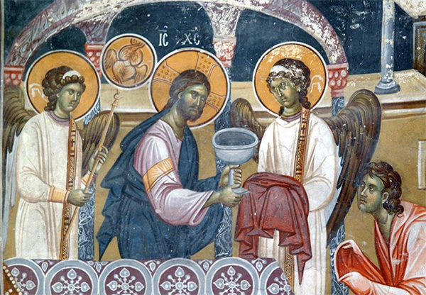 HRISTOS.Prichest.Apostoli2