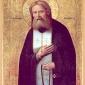 Свети Серафим Саровски - Телесни болести