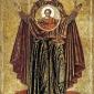 Молебен канон на Пресвета Богородица (се кажува во секоја неволја и душевна тага)