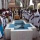 Покрстени четириесет и двајца Конгоанци во претпразненството на Божик