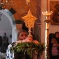 Триумфот на Крстот, Светите Макавеи и почеток на Богородичниот пост