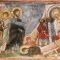 """Лазарова сабота - """"Стихира Лазарево Воскресение - Архимандрит Партениј"""""""
