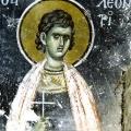 Свети Леонтиј Струмички, патријарх Ерусалимски