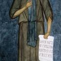 Прeподобна Исидoра, Јурoдива заради Христос