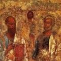 МОЛИТВА КОН СВЕТИТЕ  ПРВОВРХОВНИ АПОСТОЛИ ПЕТАР И ПАВЛЕ