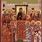 СИНАКСАР - Недела на Православието