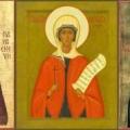 Достојно славна св. Параскева – Петка Римјанка  (08.08.2020)