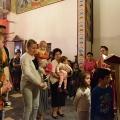 Божествена Литургија во храмот на св. Јован Крстител, Скопје (24.06.2018)