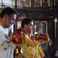 Божествена Литургија во храмот на св.Петка, Скопје (29.06.2018)