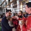 Божествена Литургија во храмот Рождество на Пресвета Богородица,Скопје (04.11.2018)
