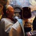 Божествена Литургија во манастирот Успение на Пресвета Богородица, Матка (17.03.2019)