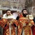 """Во храмот на св.вмч. Ѓеорѓиј, с.Врбјане - """"Венци пофалби за  Благодатната"""""""