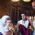 Божествена Литургија во храмот на св. Петка, Скопје (19.08.2019)