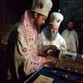 Божествена Литургија во манастирот во Лесново (15.09.2019 )