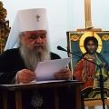 Во МАНУ, oтворена изложба на икони на Дичо Зограф (16.10.2019)
