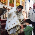Божествена Литургија во храмот Рождествона Пресвета Богородица, Скопје (10.11.2019)