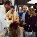 Божествена Литургија во Соборен храм, Скопје (17.11.2019)