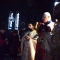 Божествена Литургија во манастирската црква на св.вмч.Георгиј,н.Криви Дол,Скопје (09.12.2019)