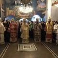 Архиерејска Божествена Литургија во Струмица (11.12.2019)