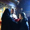 Божествена Литургија во манастирот св.Никола, с.Љубанци (15.02.2020)