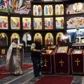 Божествена Литургија во храмот Соборен храм, Скопје (27.05.2020)