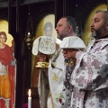 Божествена Литургија во храмот Соборен храм, Скопје (02.06.2020)