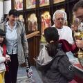 Божествена Литургија во храмот Соборен храм, Скопје (24.06.2020)