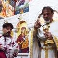 Божествена Литургија во храмот на св.пророк Илија, Скопје (07.08.2020)