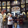 Божествена Литургија во храмот Соборен храм, Скопје (13.08.2020)