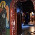 Божествена Литургија во манастирот на св.Никола, с.Љубанци (16.09.2020)