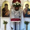 Света Божествена Литургија во Храмот Свети Николај во нас. Аеродром