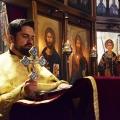 Божествена Литургија во храмот на св.Јован Крстител, н.Капиштец,Скопје (27.09.2020)