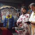 Божествена Литургија во храмот на св.пророк Илија, н. Аеродром Скопје (16.10.2020)