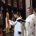 Божествена Литургија во  Соборен храм, Скопје (03.11.2020)
