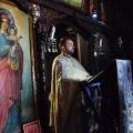 Божествена Литургија во манастирска црква на св.вмч.Георгиј,Криви Дол, Скопје(28.02.2021)