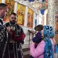 Литургија на претходно осветени дарови - храм Рождествона Пресвета Богородица, Скопје (16.04.2021)