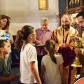 ВОСКРЕСЕНИЕ ХРИСТОВО-Велигден (втор ден) - храм на св.Јован Крстител, Скопје (03.05.2021)