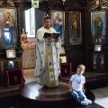 Божествена Литургија во храмот на св.Петка, Скопје (19.07.2021)