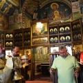 Божествена Литургија во храмот на св.Јован Крстител, н.Капиштец,Скопје (02.08.2021)