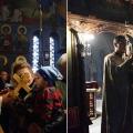 Божествена Литургија во манастирската црква Св. вмч. Георгиј- К. Дол, Скопје (10.10.2021)